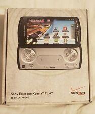 Sony Ericsson Xperia PLAY R800x - Black (Verizon) Smartphone