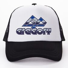 gregory vintage baseball trucker cap