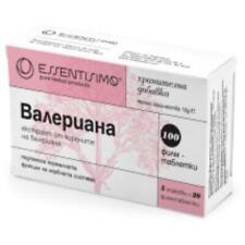 3 x 100 tablets Valeriana Extra Strong Sleeping Pills 100% Natural Valerian