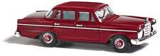 Modellauto Busch (H0 40401): Oldtimer Mercedes-Benz 220 1959 - rot