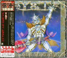 Y&T-IN ROCK WE TRUST-JAPAN CD BONUS TRACK Ltd/Ed B63