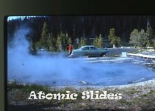 1959 kodachrome photo slide  Cadillac Car 5 automobile