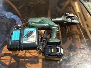 Greenlee Gator ESG45L11 Battery Hydraulic ACSR cable cutter ground Make An Offer