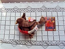 Ty Beanie Baby Early the Robin & Official Club Collector Card Series 2 Hants UK