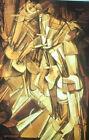 "Marcel Duchamp  ""Nude Descending A Staircase 2"" Dada 35mm  Art Slide"