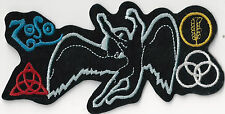 LED ZEPPELIN - ANGEL / SYMBOLS - IRON ON or SEW ON PATCH