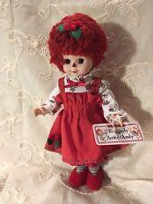 Madame Alexander Raggedy Ann & Andy 49740 New Doll No Box.