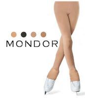 Mondor 3373 Womens Skating Tights Footless