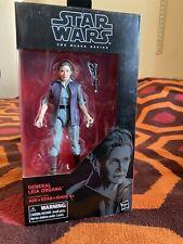Hasbro Star Wars The Black Series General Leia Organa Action Figure