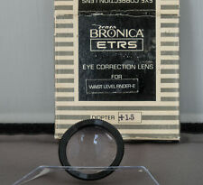 Bronica Eye correction lens for Waist level finder E - ETRSi - +1.5 Dioptre