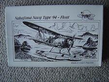 Planet Models 1/48 Nakajima Imperial Japanese Navy Type 94 Recce Floatplane