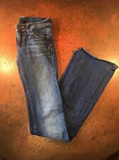 Women's Generic Denim The Everly Distressed Jean Size 24