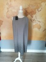 Emporio Armani Designer Dress New With Tags UK Size 10 Virgin Wool