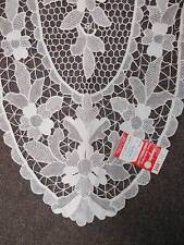 Venetian Lace Table Runner - 36x86cm Oval - Top quality and 100% handmade