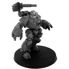 28mm-scale MECHANIC ADEPT KASTELAN ROBOTS ALTERNATIVE HEADS (2U)