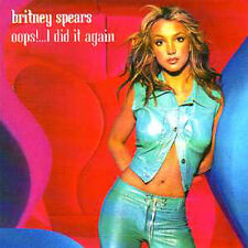 CD Single Britney SPEARS Oops! I did it again CARD SLEEVE N