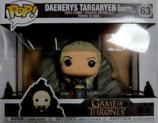 GAME OF THRONES Daenerys Targaryen on Dragonstone Throne - Funko Pop!
