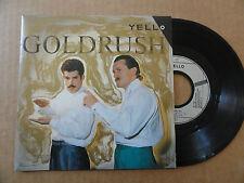 """DISQUE 45T  DE  YELLO   """" GOLDRUSH  """""""
