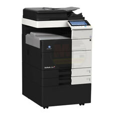 Konica Minolta Bizhub C754 Color A3 Laser Mfp Printer Copier Scanner 75 Ppm