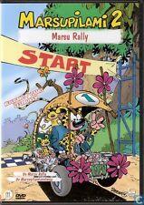 MARSUPILAMI 2 DVD : MARSU RALLY (Franquin)