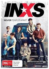 INXS - Never Tear Us Apart (DVD, 2014, 2-Disc Set) New & Sealed