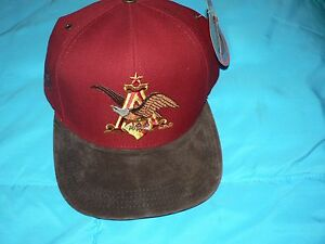 Vintage Anheuser Busch Limited # Beer Hat 922/10,000 New