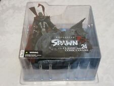 McFarlane Spawn Classic Comic Covers Series 24 I.98 Unmasked Collector's Club