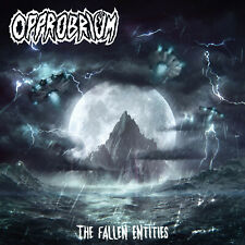 OPPROBRIUM The Fallen Entities LP *BLACK* serpent temptation slayer obituary