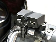 NDE Motorcycle/Bike USB Mobile Charger- Universal For Bike (2AMP).