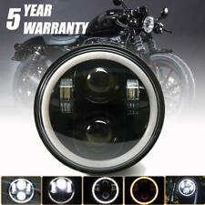 DOT 5.75 5 3/4 LED Headlight For Kawasaki Vulcan VN 750 800 900 1500 1600 1700