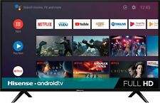"Hisense - 40"" Class H55 Series LED Full HD Smart Android TV"