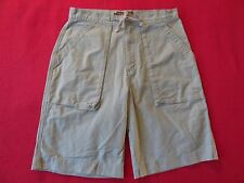 Timberland Men's Straight Fit Cotton Cooling Shorts - 33