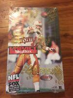 1996 Skybox Impact Football/ NFL Hobby Factory Sealed Hobby Box