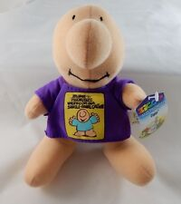 "Ziggy & Friends 6 1/2"" Ziggy Plush w/Tags RARE"