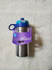 Pogo Stainless Steel Vacuum Insulated Water Bottle 12 oz