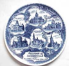 VERY Vintage Rhodes Futch Collins Furniture Store Jacksonville FL Church Plate