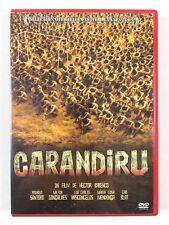 Carandiru DVD