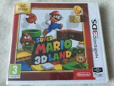 NINTENDO 3DS GAME - SUPER - SUPER MARIO 3D LAND **BRAND NEW**