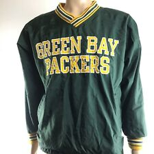 Vintage NFL Proline by Champion Green Bay Packers Pullover Jacket Men's XL