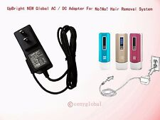 Global AC Adapter For No! No! NoNo Hair Removal System Pro 3 Pro 5 Power Supply