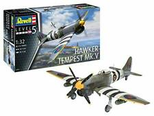 Revell RV03851 03851 Hawker Tempest V Plastic Model kit 1:32 Scale, Unpainted