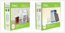 Cricut Cartridges BOX IT UP and FANCY BOXES Brand New in Sealed Pkgs