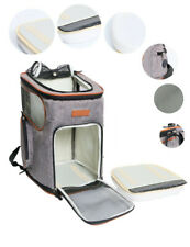 Pet Carrier Airline Approved Pet Backpack Dog Cat Puppy for Travel Outdoor Use