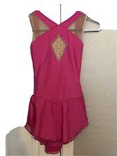 Pink imperial Skating dress Jxs