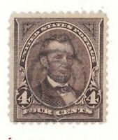 United States stamp #269, used,