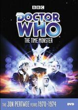 Doctor Who: The Time Monster [New Dvd] Full Frame, New/Sealed