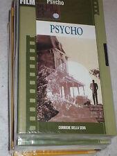 Raccolta PSYCHO  (1998) VHS F.lli Fabbri Video + il 2 il 3 e 4 RACCOLTA La Serie