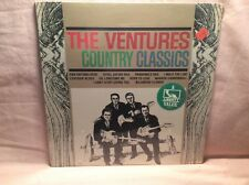 THE VENTURES LP Country Classics SEALED no cuts LIBERTY barcode