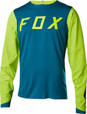 Fox Long Sleeve Cycling Jerseys