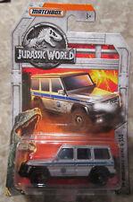 Jurassic World 2 MATCHBOX '14 MERCEDES BENZ G 550 3/18 DIE CAST 1:64